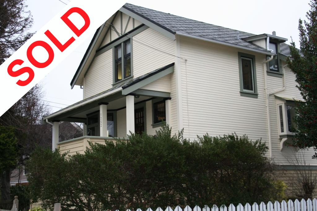 1253 Chapman Street Fairfield Sold
