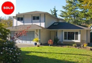 6794 Woodward, Central Saanich, SOLD