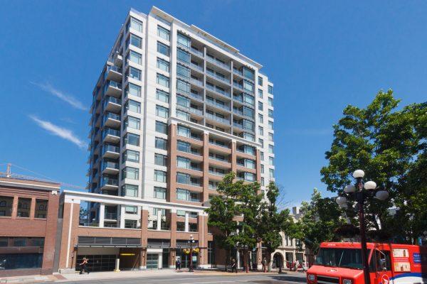 $449,900 – 1407 728 Yates St, Downtown