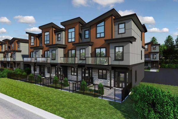 $449,900 – 122 687 Strandlund, Langford, Sunterra Townhomes